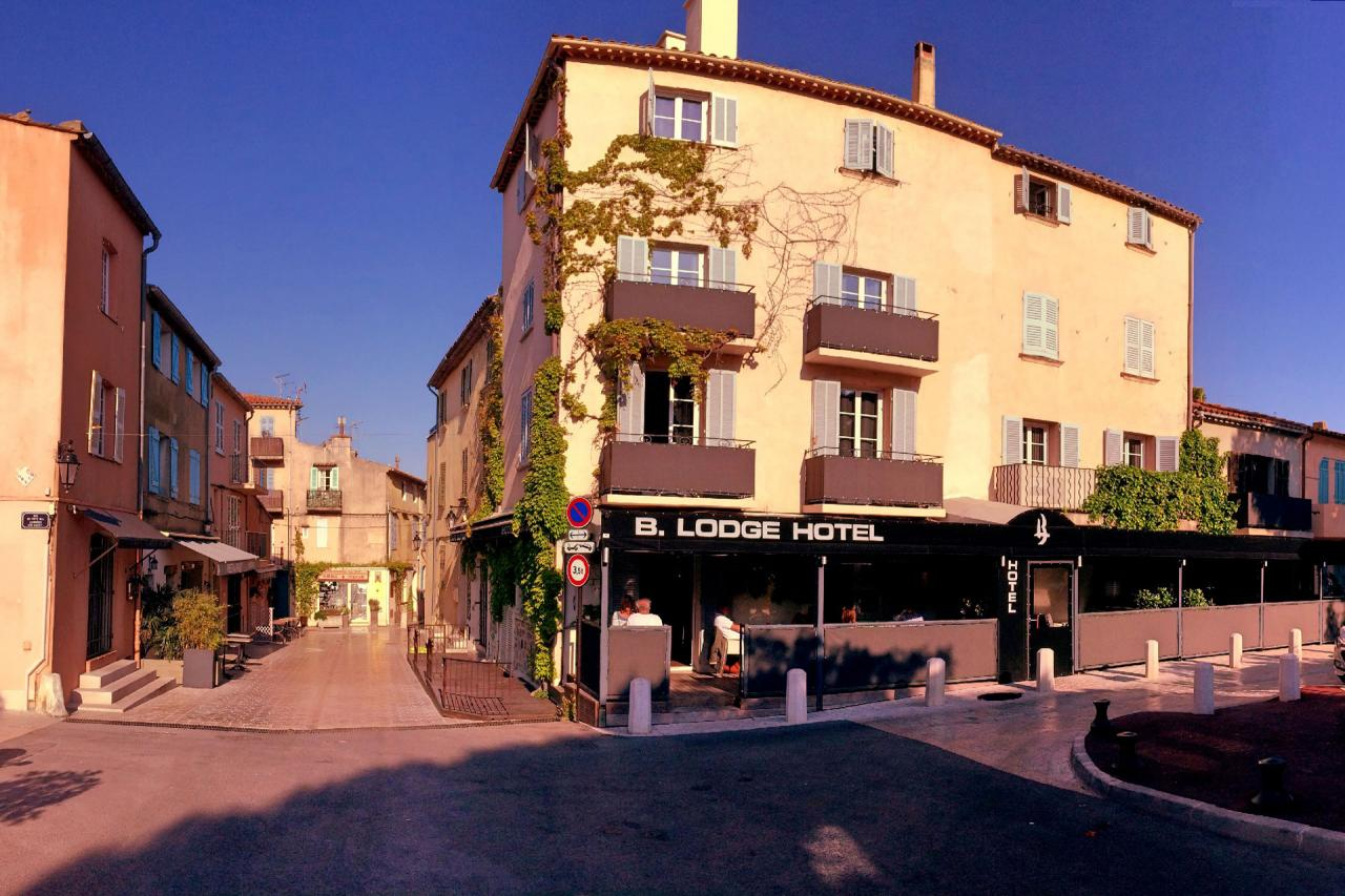 B Lodge Hotel Saint Tropez